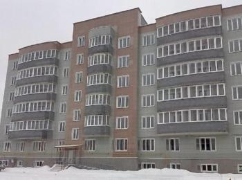Новостройка Жилой дом Рузский монолит